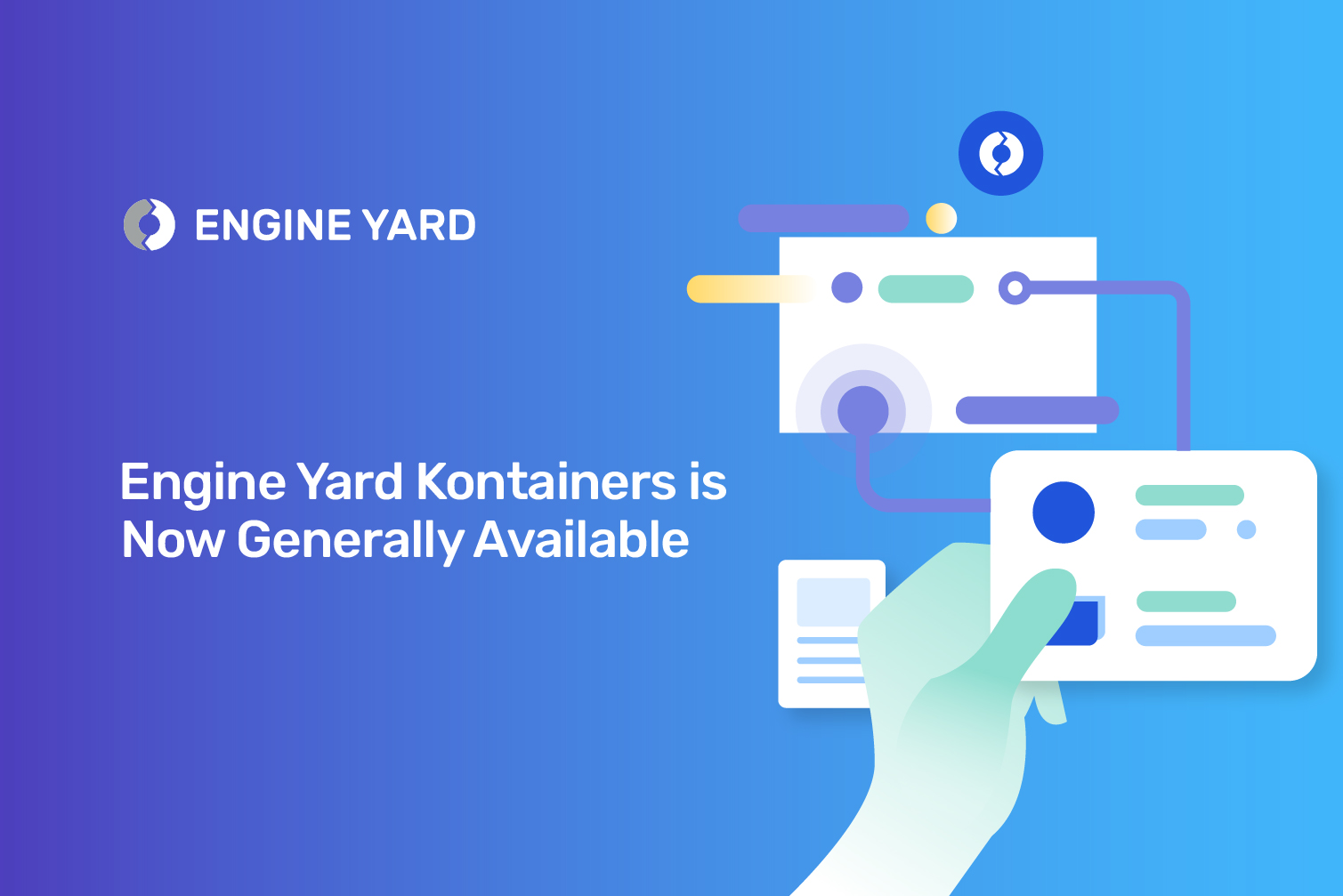 Engine Yard Kontainers Is Now Generally Available
