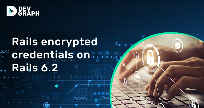 Rails encrypted credentials on 6.2
