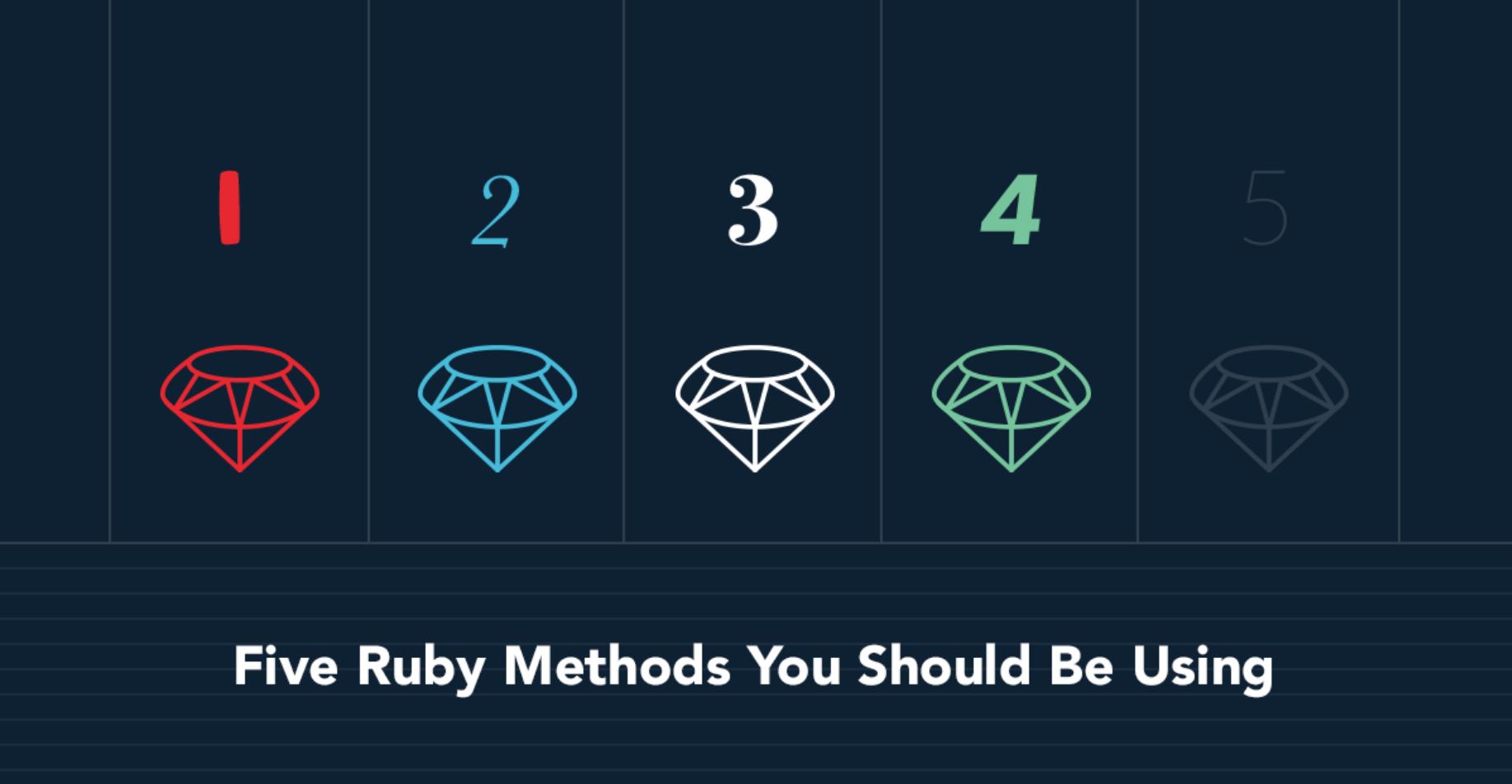 ruby-5-methods