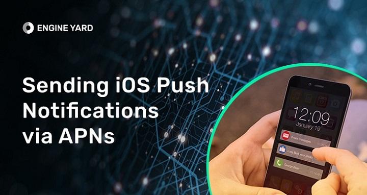 iOS Push Notifications via APNs